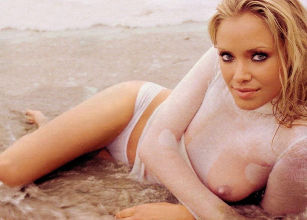 Beautiful Blonde Kristanna Loken