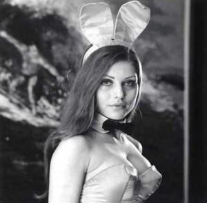 Debbie Harry Playboy Bunny
